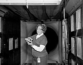 Mary Jackson, NASA mathematician