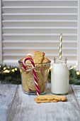 Butter biscuits for Christmas