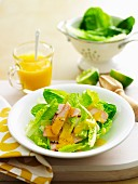 Smoked Chicken and Mango Salad