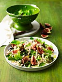 Chicken and Fig Salad