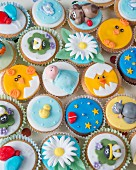 Cupcakes for different occasions