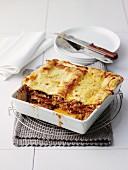 Chicken, Zucchini and Mushroom Lasagne