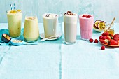 5 Ways with Smoothies