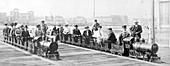 Miniature railways, early 20th century