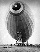 British R34 airship