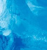 Larsen C iceberg, satellite image