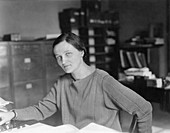 Cecilia Payne-Gaposchkin, British-US astronomer