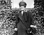 Helen Petrovna Sorokin, US botanist