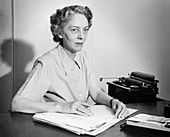 Jane Stafford, US medical writer and chemist