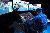 Military virtual reality training