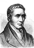 George Stephenson, British engineer