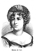 Anne Louise Germaine Necker, French writer