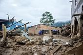 Landslide aftermath, Mocoa, Colombia, 2017