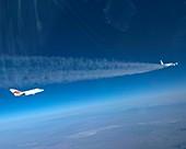 ACCESS jet aircraft biofuel research