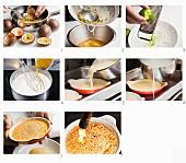 Creme Brulee mit Passionsfrucht zubereiten