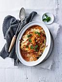 Spaghetti Rosa Bake