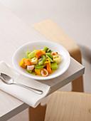 Asian Spiced Fruit Salad