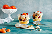Eton Mess with mandarins