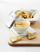 Capsicum Hummus