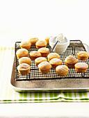 Sultana Cinnamon Mini Muffins