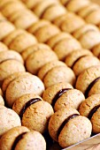 Baci di dama (biscuits from Italy)