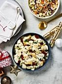 Kartoffelsalat zu Weihnachten