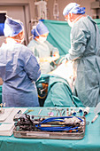 Gynaecology surgery