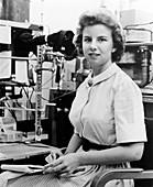 Jacqueline Schroedter, US space scientist