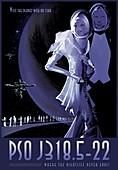 Rogue planet PSO J318.5-22 tourism poster