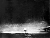 First Soviet hydrogen bomb test, 1953