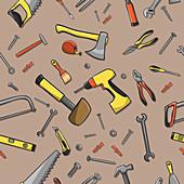 Tools, illustration