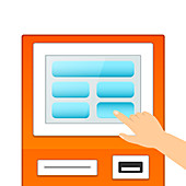 ATM, illustration