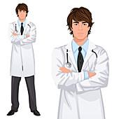Doctor, illustration