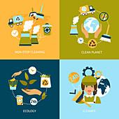 Ecology, illustration