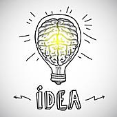 Idea, illustration