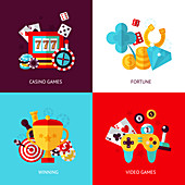 Games, illustration
