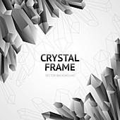 Crystals, illustration
