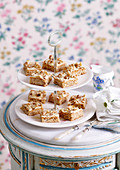 Honey Walnut Squares