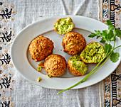 Falafel – Palestinian chickpea balls