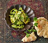 Memrah Avocado – Israeli avocado salad