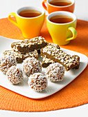 Energy balls and bars