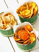 Airfryer chips