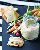 Creamy fennel spread