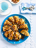 Caramel Apple Pull-Apart