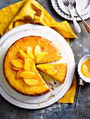Glutenfreier Orangenkuchen