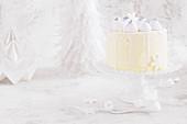 White velevt cake