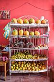 Fruit for sale (Peru)