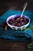 Cranberry-Kompott