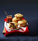 Beef Shiraz Pies