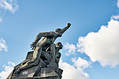 Sailor's monument, Rostock, Germany
